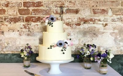 6 fun facts on wedding cakes