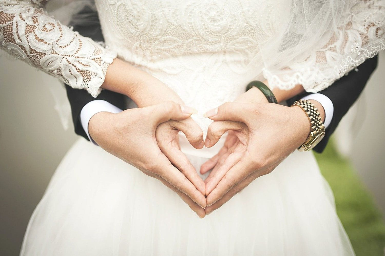 personal wedding ceremony