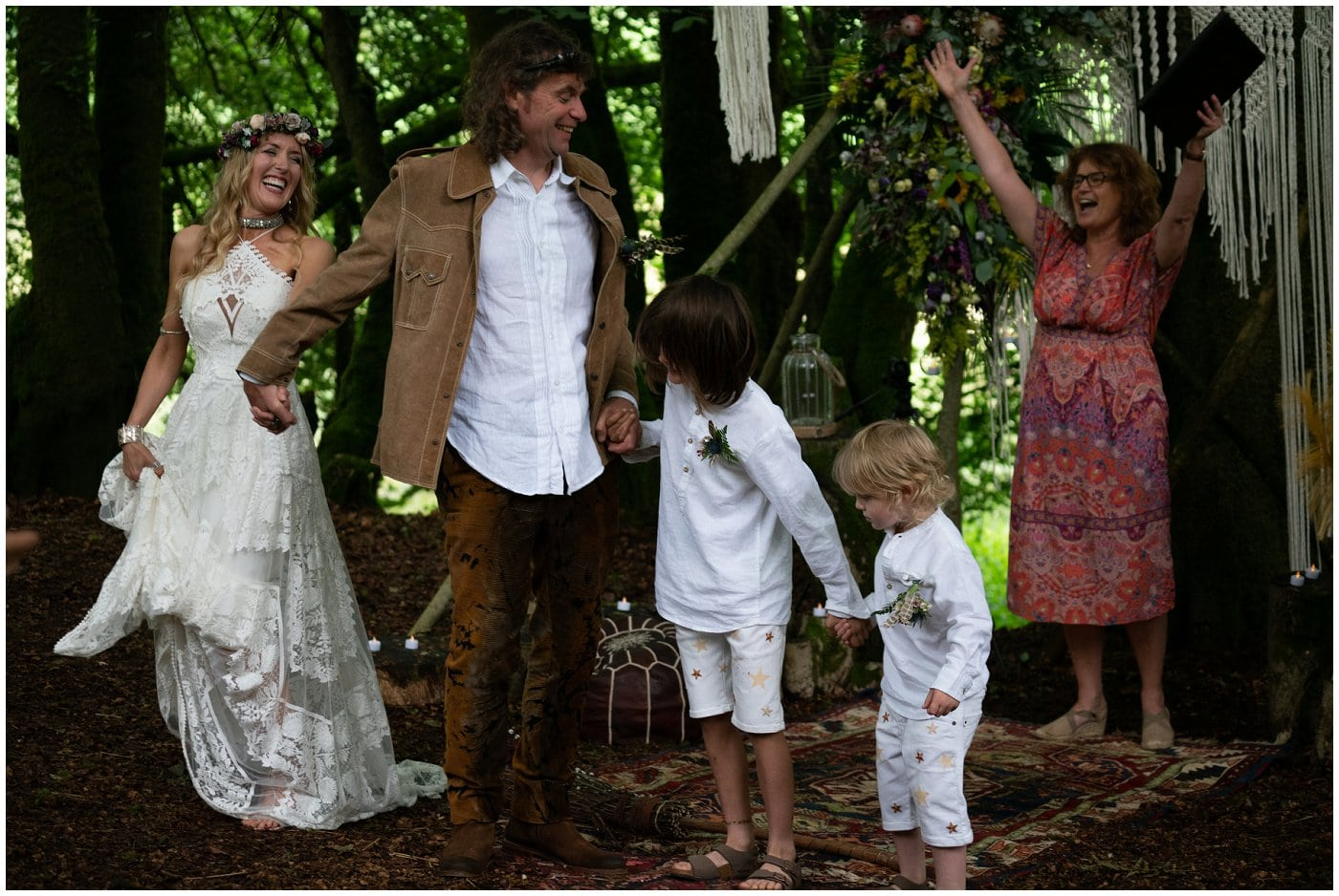 what makes a great wedding celebrant