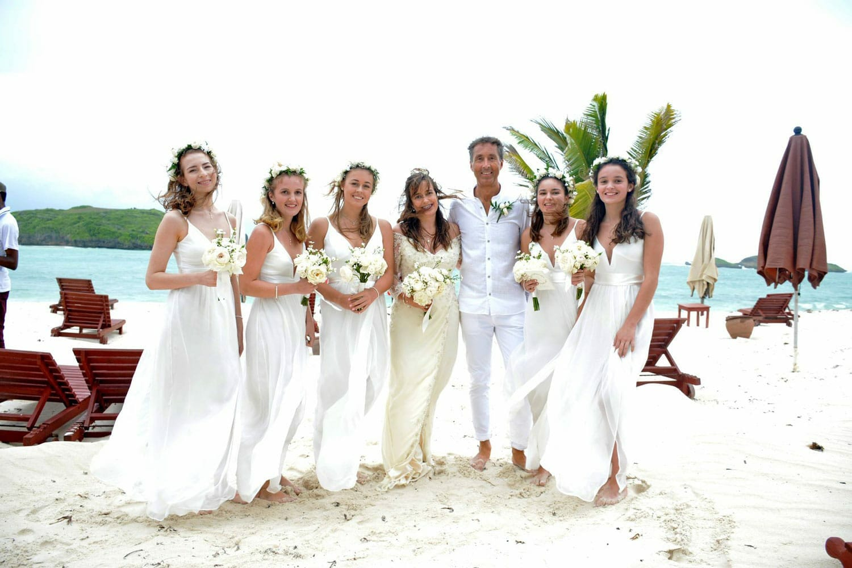 who has a sequel wedding?