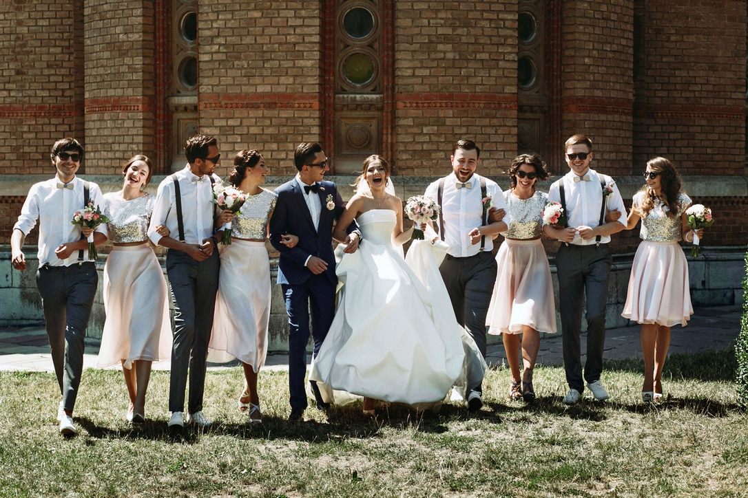 8 top tips on how to get creative with your wedding ceremony