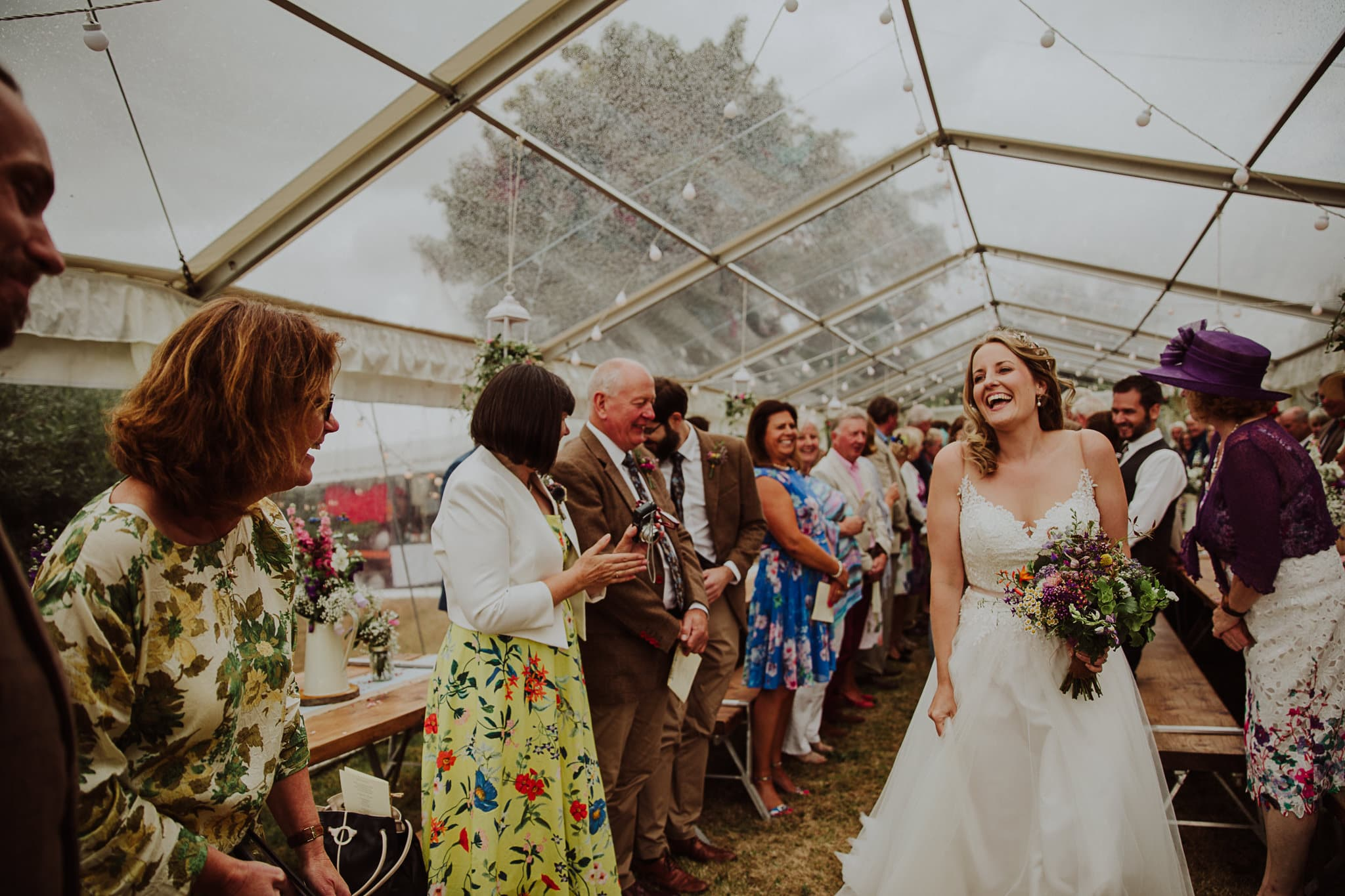 what is the process of working with a wedding celebrant