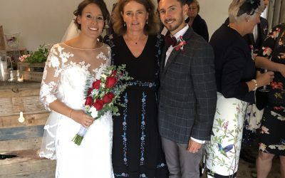 What's the process of working with a Wedding Celebrant?