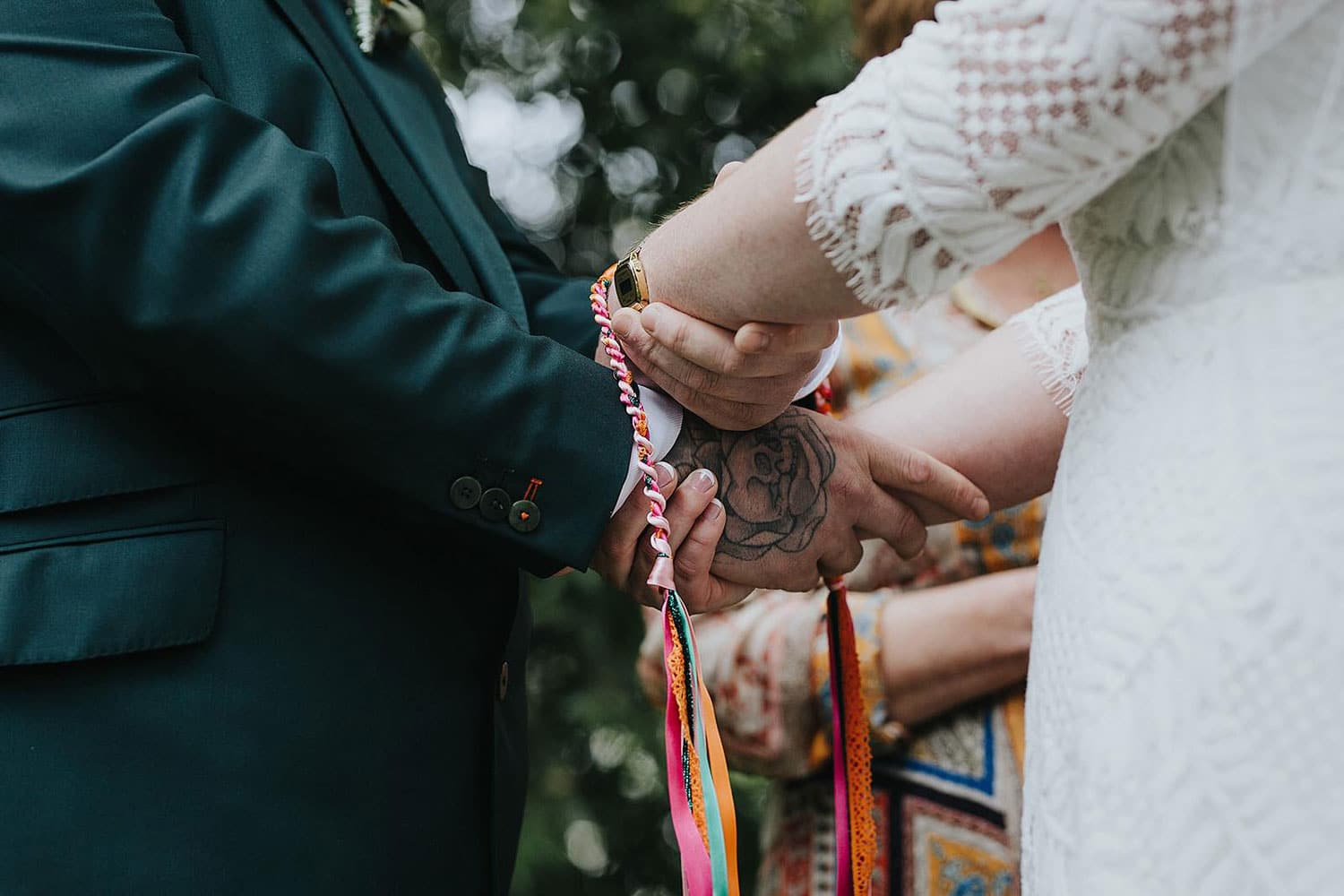 Why not celebrate your legal marriage with a commitment ceremony
