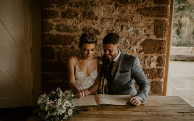 What are the steps to getting legally married?