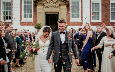 How to keep the familiar traditions and modernise your wedding ceremony
