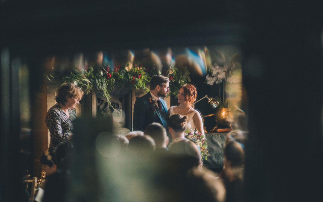 How to choose a wedding photographer that's right for you.